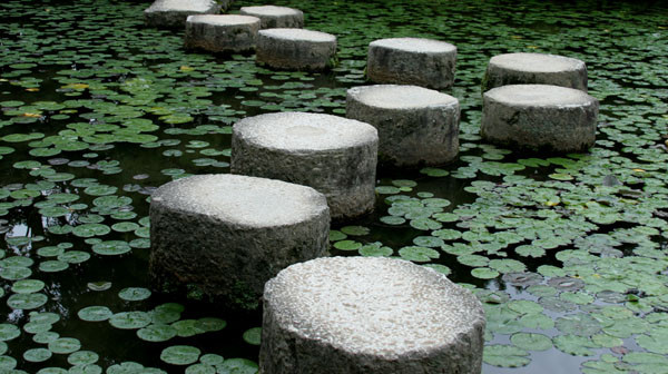 All The Wrong Notes In All The Right Places ... Stepping Stones Online