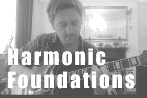 Harmonic Foundations