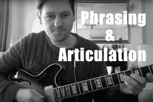 Phrasing & Articulation