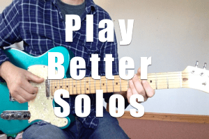 Play Better Solos