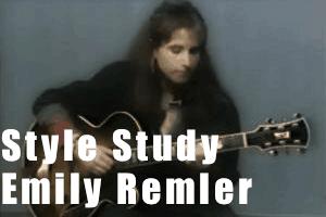 Emily Remler Style Analysis
