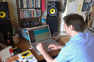 The Lab: Behind The Scenes Compositions & Recordings