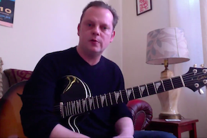 How To Play Over Static Modal Chords with Phil Robson - March 2017