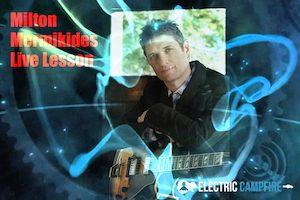 Milton Mermikides - The Guitarmasutra - July 2017