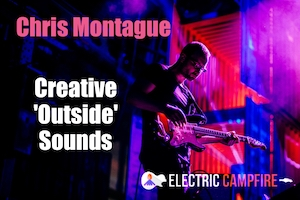 Chris Montague - Creative 'Outside' Sounds - Sept 2017