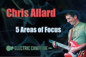 Chris Allard - 5 Areas of Focus