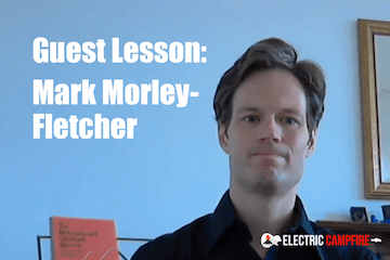 Mark Morley-Fletcher - Pushing Through The Barriers To Reach Your Goals
